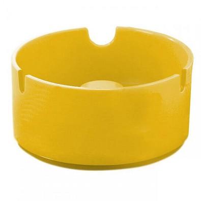 Stapel-Aschenbecher, Gelb
