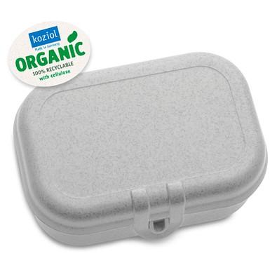 koziol Lunchbox Pascal S, organic grau